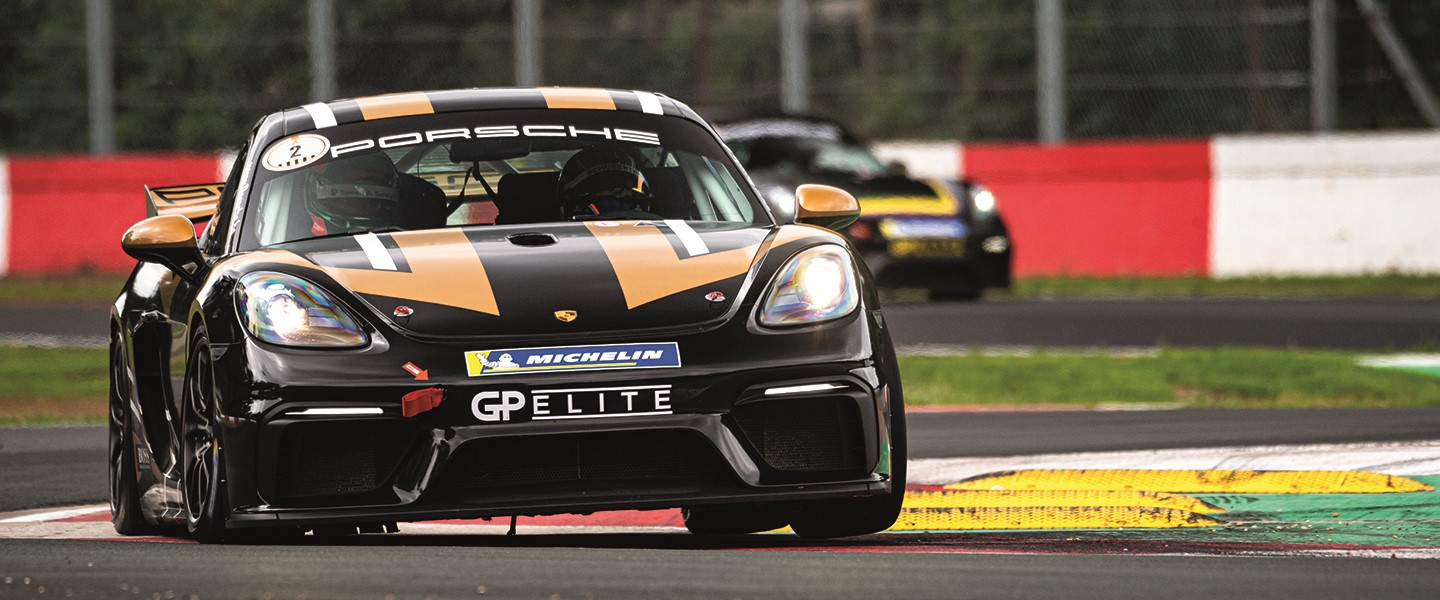 GT4 Competition